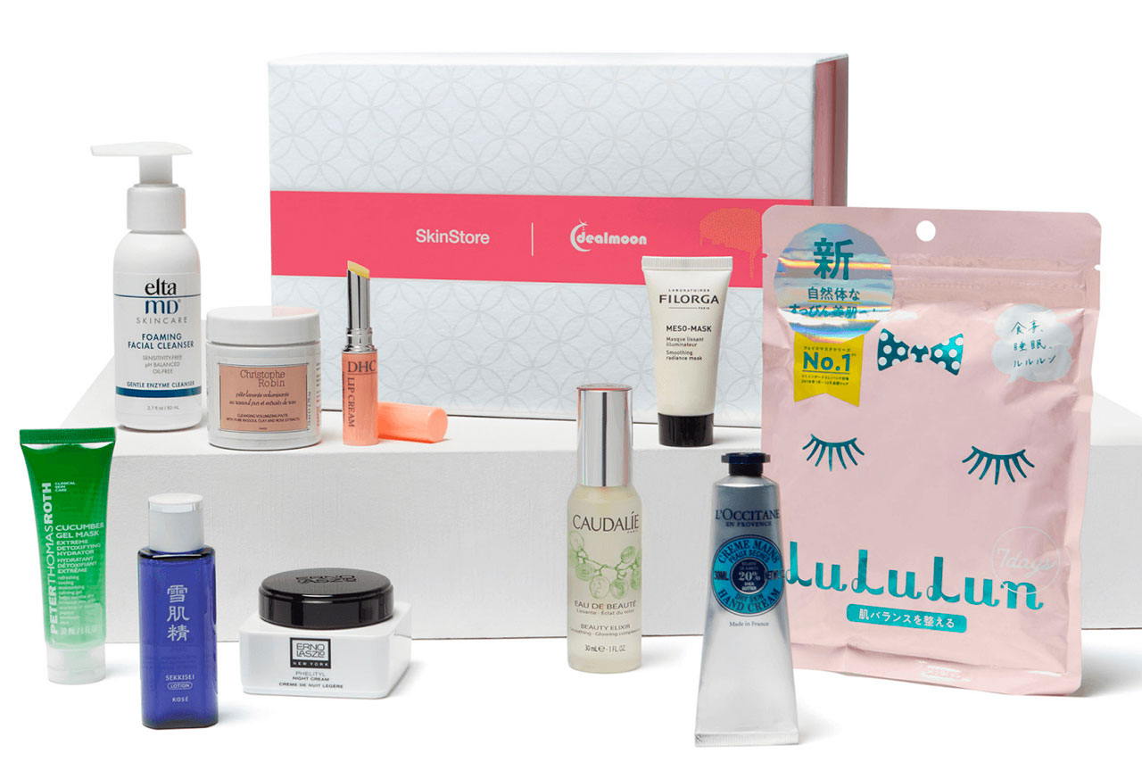 Skinstore Dealmoon Beauty Essentials Limited Edition Box