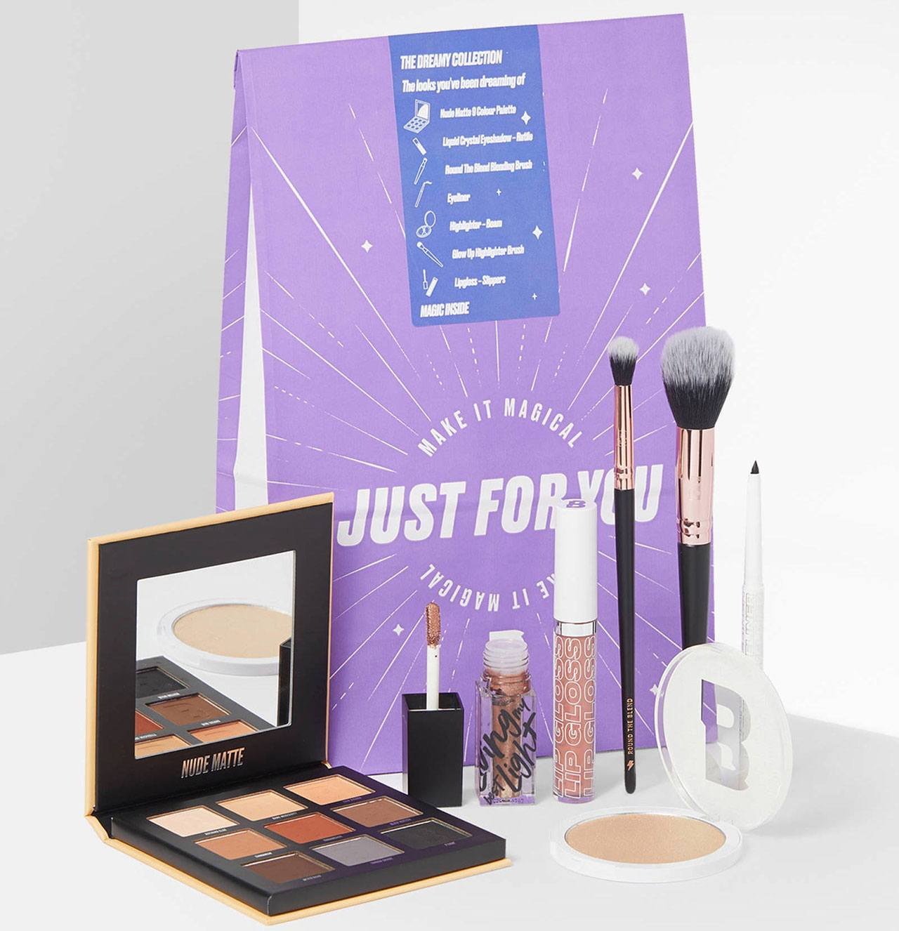 BY BEAUTY BAY The Dreamy Collection - Рождественские наборы BY BEAUTY BAY 2020