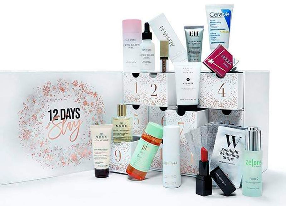 Cloud 10 Beauty 12 Days Of Slay Gift Set 2020