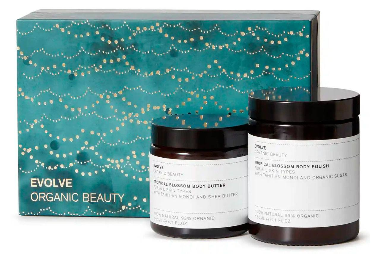 Evolve Beauty Exotic Winter Warmer Duo