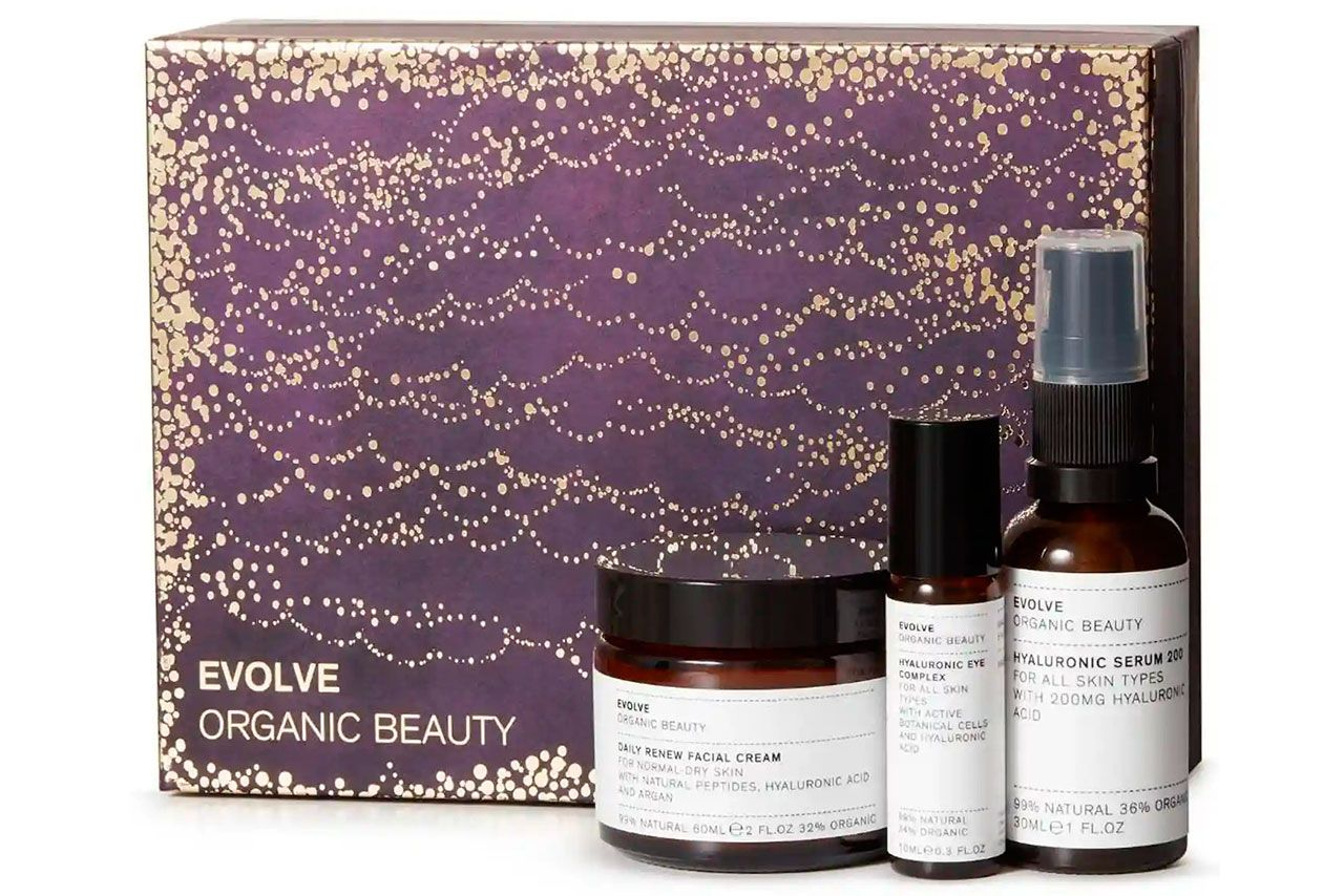 Evolve Beauty Skin Icons Collection Gift Set - Рождественские наборы Evolve 2020