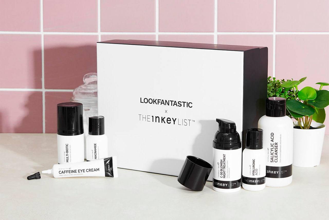Lookfantastic x The Inkey List Oily Skin Beauty Box