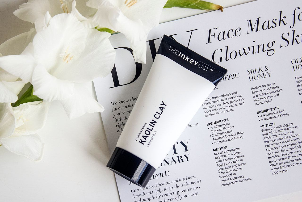 The Inkey List Kaolin Mask
