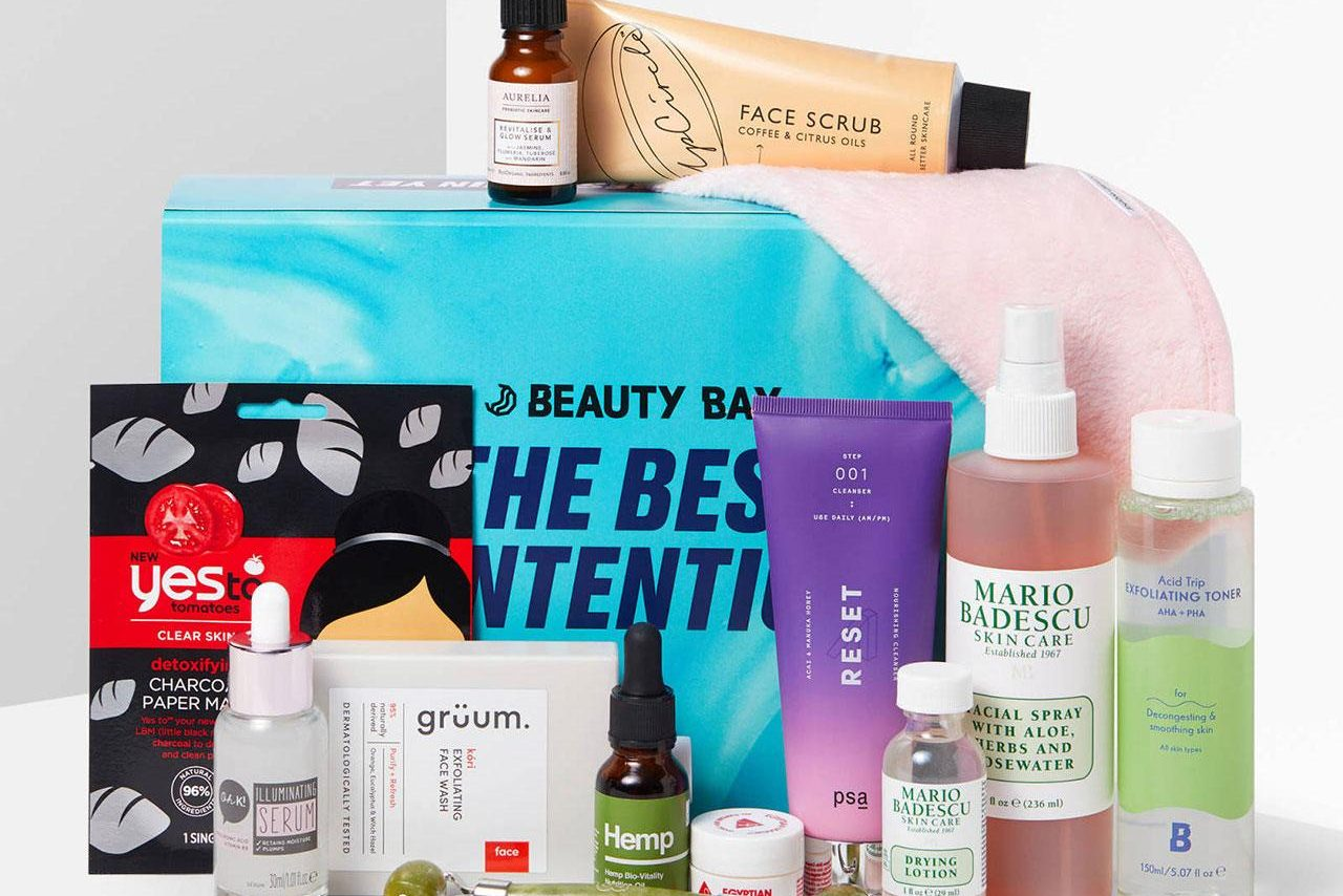 Beauty Bay The Best Skinstentions Box