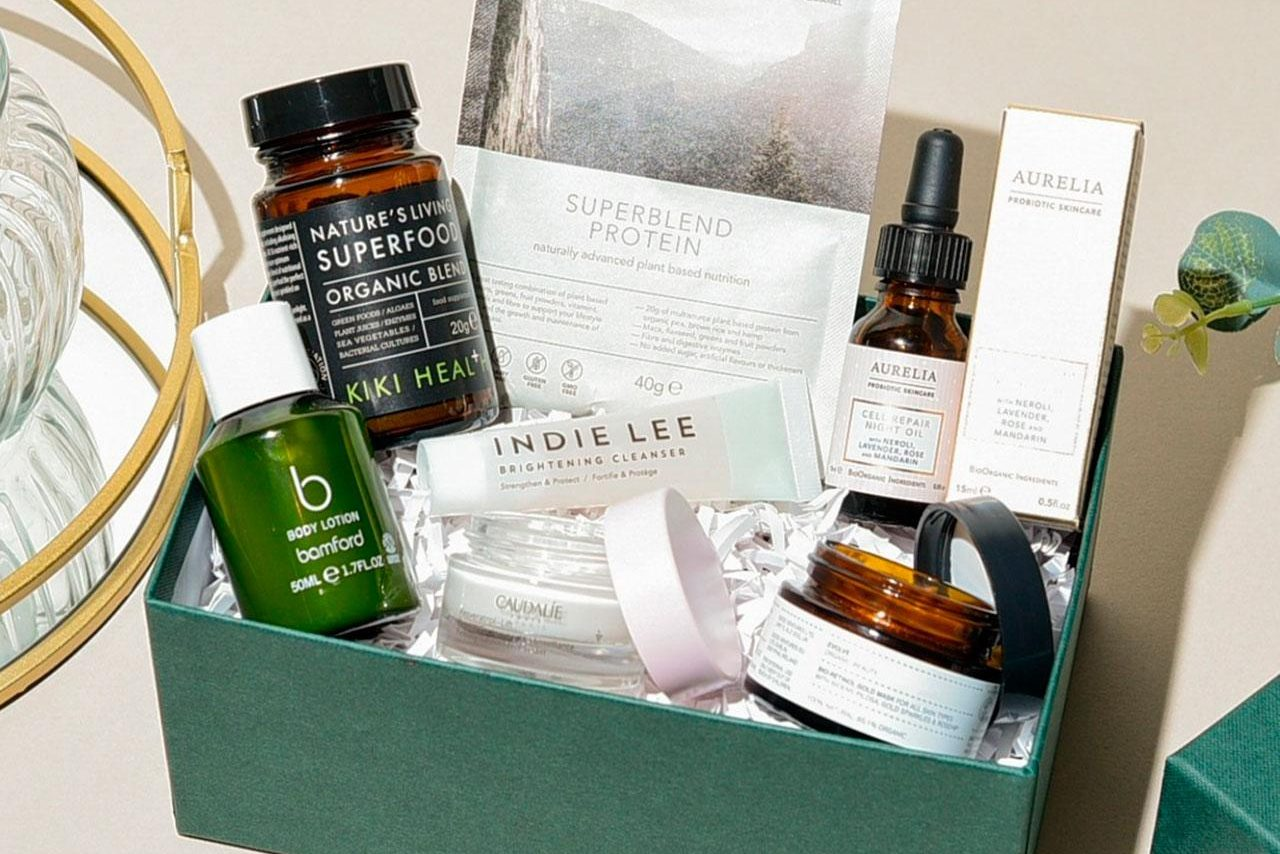 Naturisimo The Vegan Boost Discovery Box
