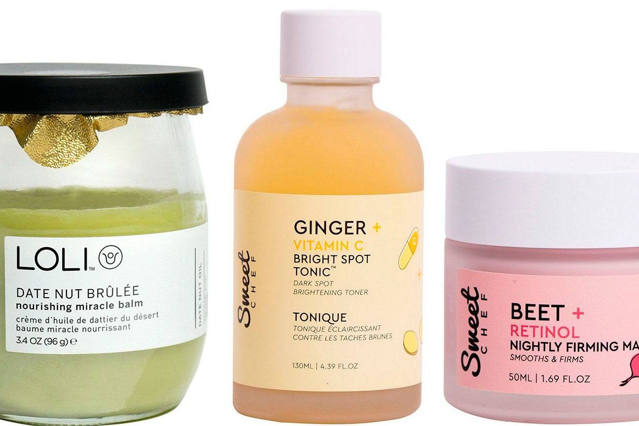 Sweet Chef Ginger + Vitamin C Bright Spot Tonic