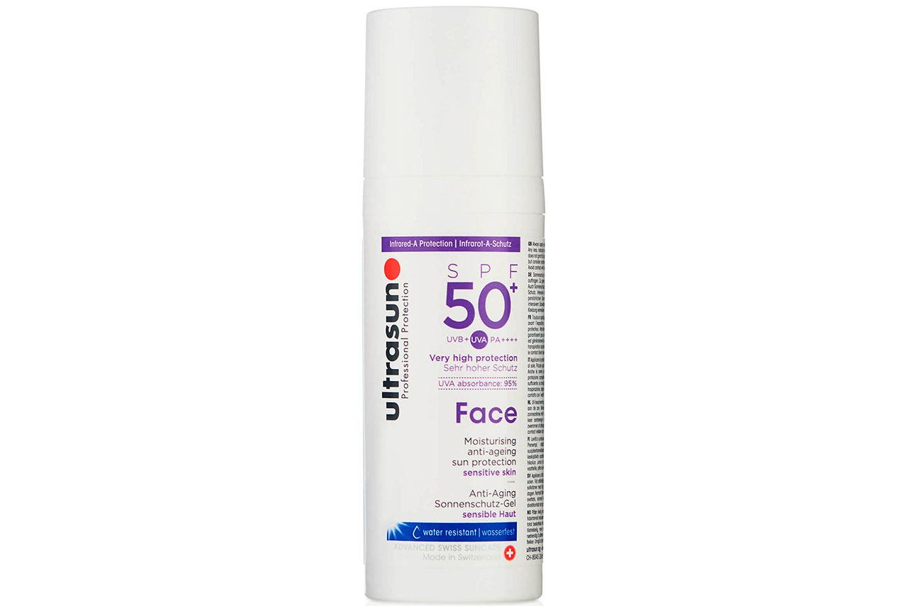 Ultrasun Face Anti-Ageing Lotion SPF 50+