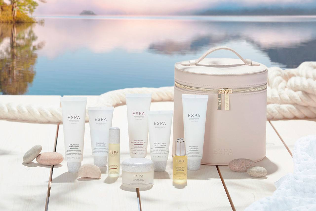 ESPA The Mindful Traveller Collection