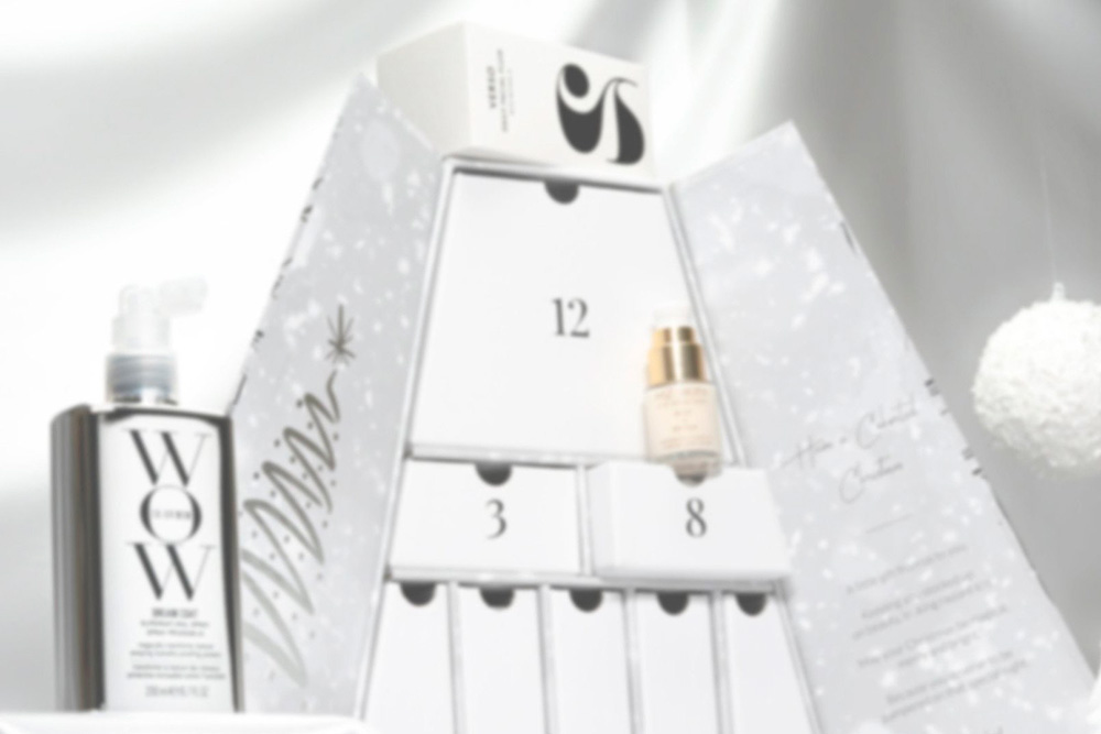 Cohorted 12 Wishes Beauty Advent Calendar 2021