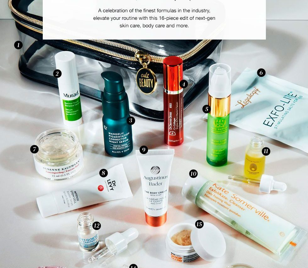 Cult Beauty The Luxе Goody Bag