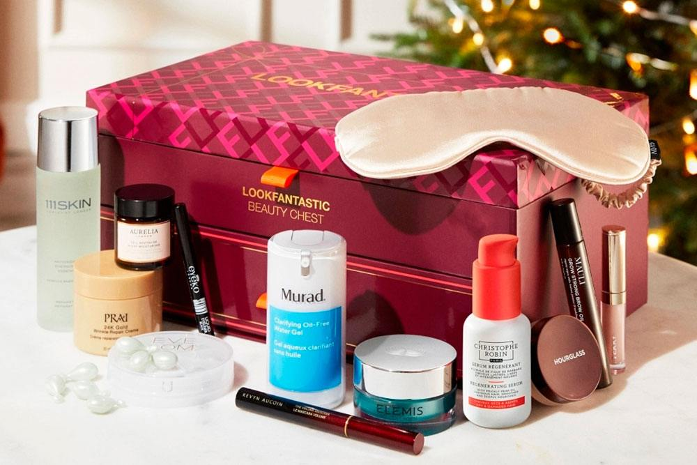 Lookfantastic Beauty Chest 2021
