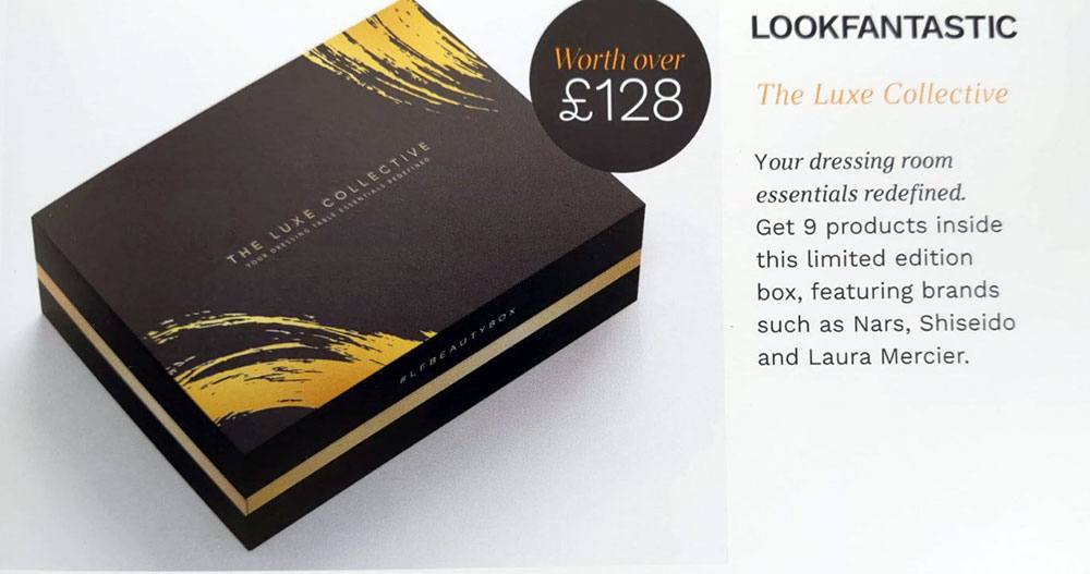 Lookfantastic The Luxe Collective