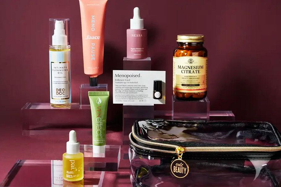Cult Beauty The Menopause Goody Bag