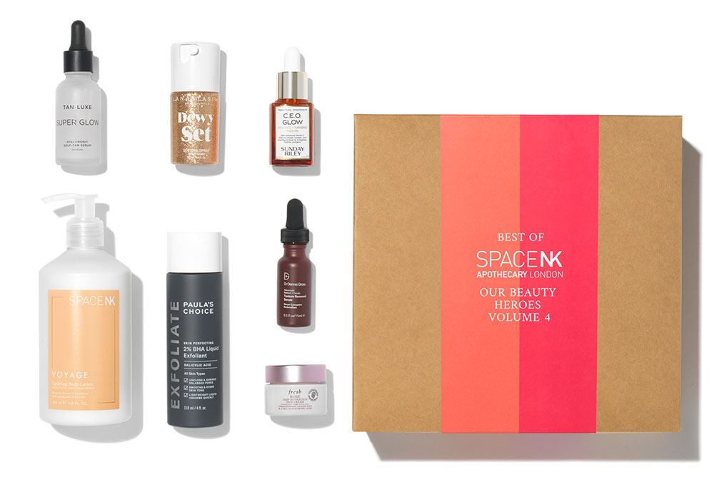 Space NK Best of Space NK Our Beauty Heroes Volume 4